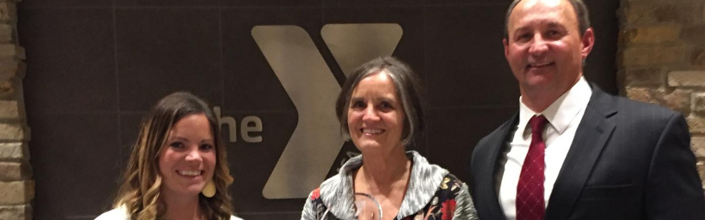 2018 YMCA Volunteer of the Year
